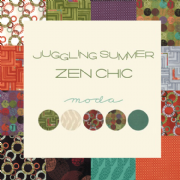 Juggling Summer Moda Fabric